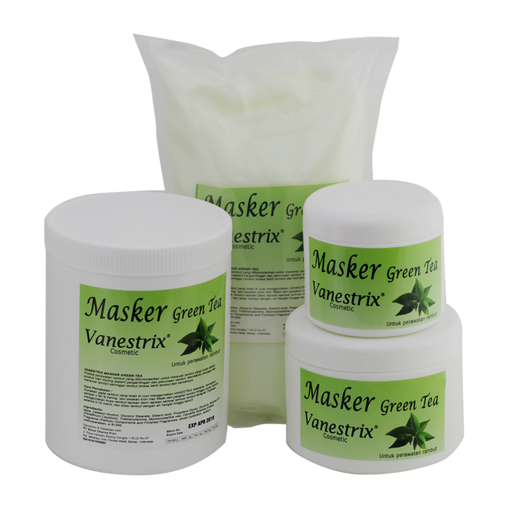 Hair Masker Green Tea